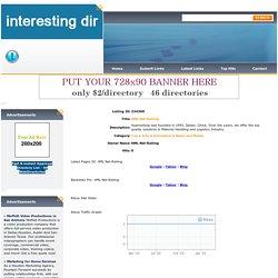 Interesting Dir .com:HML Net-Railing