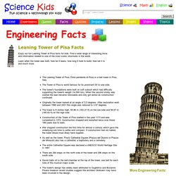Fun Leaning Tower of Pisa Facts for Kids - Interesting Trivia & Information