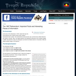 Treaty Republic - Indigenous Australia Sovereignty, Genocide, Land Rights and Pay the Rent Issues