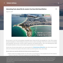 Interesting Facts about Rio De Janeiro You Have Not Heard Before
