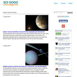 Science News, Research And Discussion