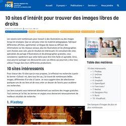 10 sites d'intérêt pour trouver des images libres de droits - RÉCIT FGA-11