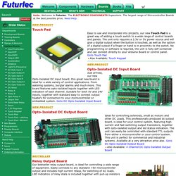 Interface Boards - Main Page