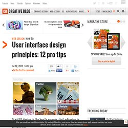 12 pro tips for great user interface design
