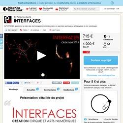 INTERFACES présenté par Cie Parabole