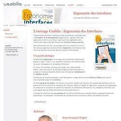 Ergonomie du logiciel et design web - Le manuel des interfaces u