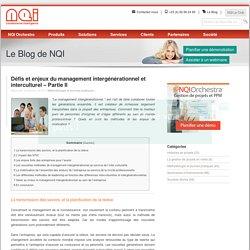 Défis et enjeux du management intergénérationnel et interculturel - Partie II