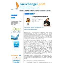 Communication intergénérationnelle - innovation_versus_competence