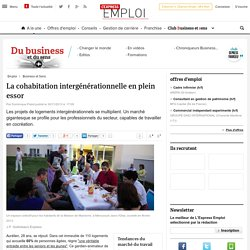 Interg n rationnel social pearltrees - La cohabitation intergenerationnelle ...