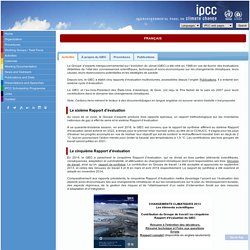 IPCC - Intergovernmental Panel on Climate Change