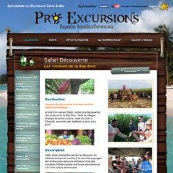 Aventures safari terretre a l'interieure des terres de la République Dominicaine