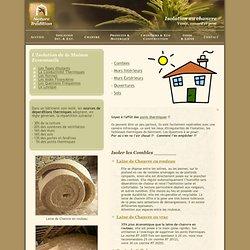 Isolation au Chanvre - Isoler la maison - Combles, murs intérieurs et extérieurs, sol