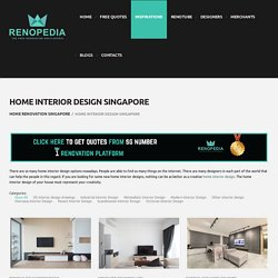 Home Design - renopedia.sg