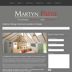 Interior Design Companies in London