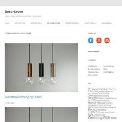 Interior Design - DecorSeven