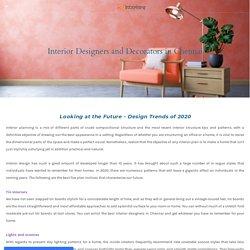 Interior Design in Chennai - Interior Design