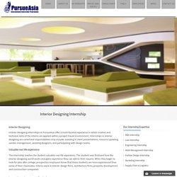 Interior Design - PursueAsia