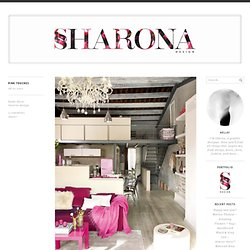 interior design « Sharona Design