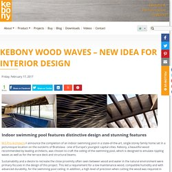 Kebony New Interior Design Ideas