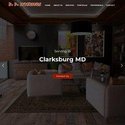 Custom Draperies Clarksburg MD
