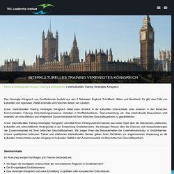 Interkulturelles Training Vereinigtes Königreich