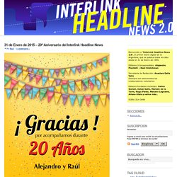 InterLink Headline News 2.0