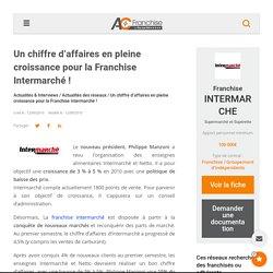INTERMARCHE: Un chiffre d'affaires en ... - AC Franchise