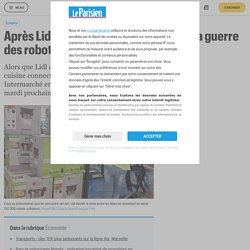 Après Lidl, Intermarché se lance dans la guerre des robots cuiseurs - Le Parisien