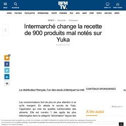 Intermarché change la recette de 900 produits mal notés sur Yuka
