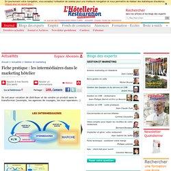 Fiche pratique : les intermédiaires dans le marketing hôtelier