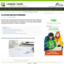 Les situations comptables intermédiaires : présentation et intérêts