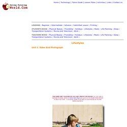 Intermediate - ESL Lesson Plan, Tutoring
