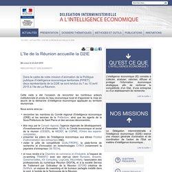 L'Ile de la Réunion accueille la D2IE
