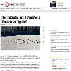 Intermittents: faut-il s'entêter à réformer ce régime?