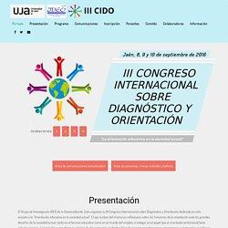 III Congreso Internacional sobre Diagnóstico y Orientación