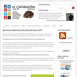 Reporte Internacional Nuevo Horizon de la Educación Superior 2014