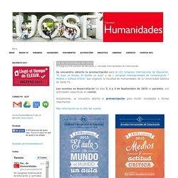 Facultad de Humanidades: VII Congreso Internacional de Educación y I Jornadas Internacionales de Comunicación