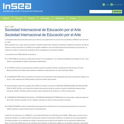International Society for Education Through Art (InSEA)