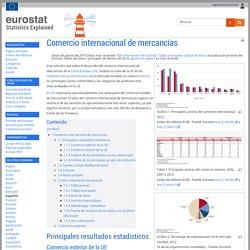 Comercio internacional de mercancías - Statistics Explained