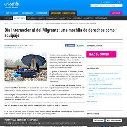 Día Internacional del Migrante: una mochila de derechos como equipaje más valioso