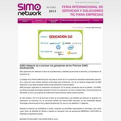 Premios SIMO Educación