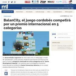 BalanCity, el juego cordobés competirá por un premio internacional en 5 categorias