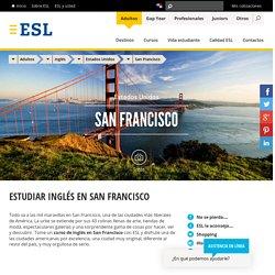 Estudiar Inglés en San Francisco, intercambios internacionales en Estados Unidos - ESL International Studies