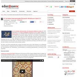 IV Jornadas Internacionales Educación Artística en clave 2.0