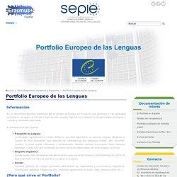 Portfolio Europeo de las Lenguas y acceso al ePEL +14 - SEPIE