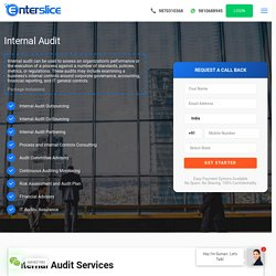 Internal Auditing Services, Financial Audit Firm Auditors in India