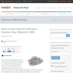 How to Use Internal Linking to Improve Your Website's SEO
