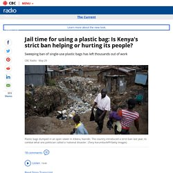 Jail time for using a plastic bag: Is Kenya's strict ban helping or hurting its people?