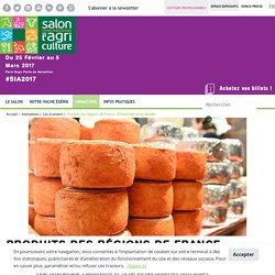 Produits des Régions de France, d'Outre-Mer et du Monde - Salon International de l'Agriculture