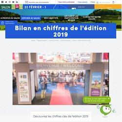 Bilan en chiffres de l'édition 2019 - Salon International de l'Agriculture